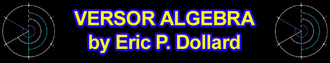 Versor Algebra as Applied to Polyphase Power  Systems by Eric Dollard